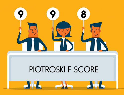 Picking stocks with Piotroski F score