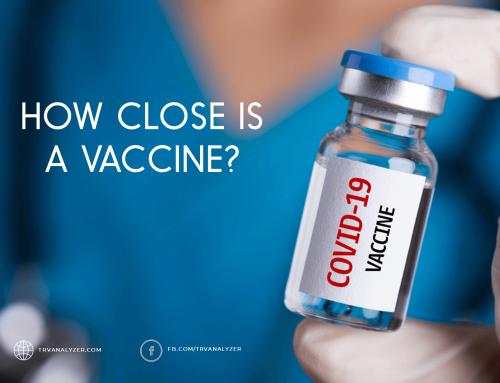 How close is a coronavirus vaccine?