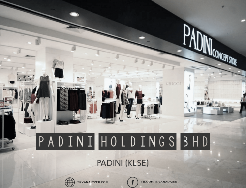 PADINI – The worst is over. A stock with high yield & high ROIC.