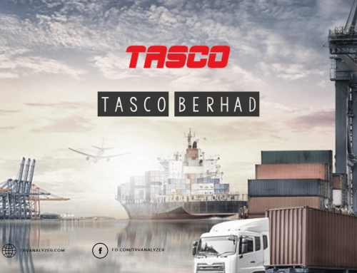 TASCO – Turning-around and potential vaccine logistics play